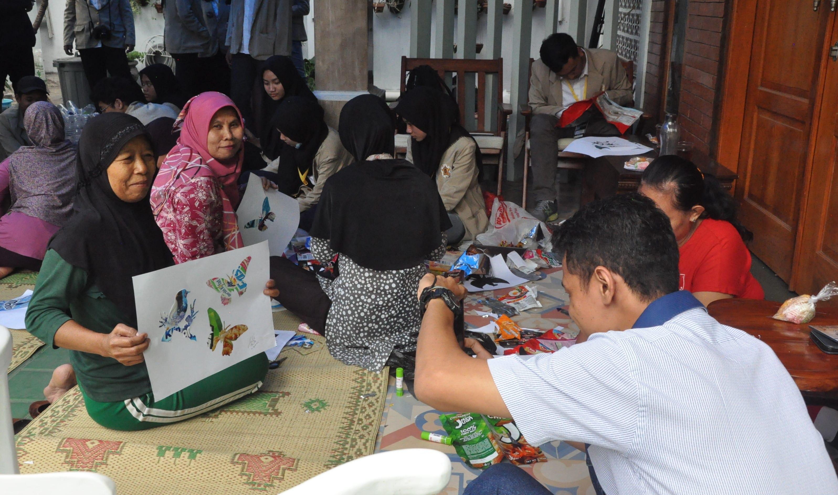 Action Plan Pelatihan Pembelajar Sukses bagi Mahasiswa Baru UGM 2019