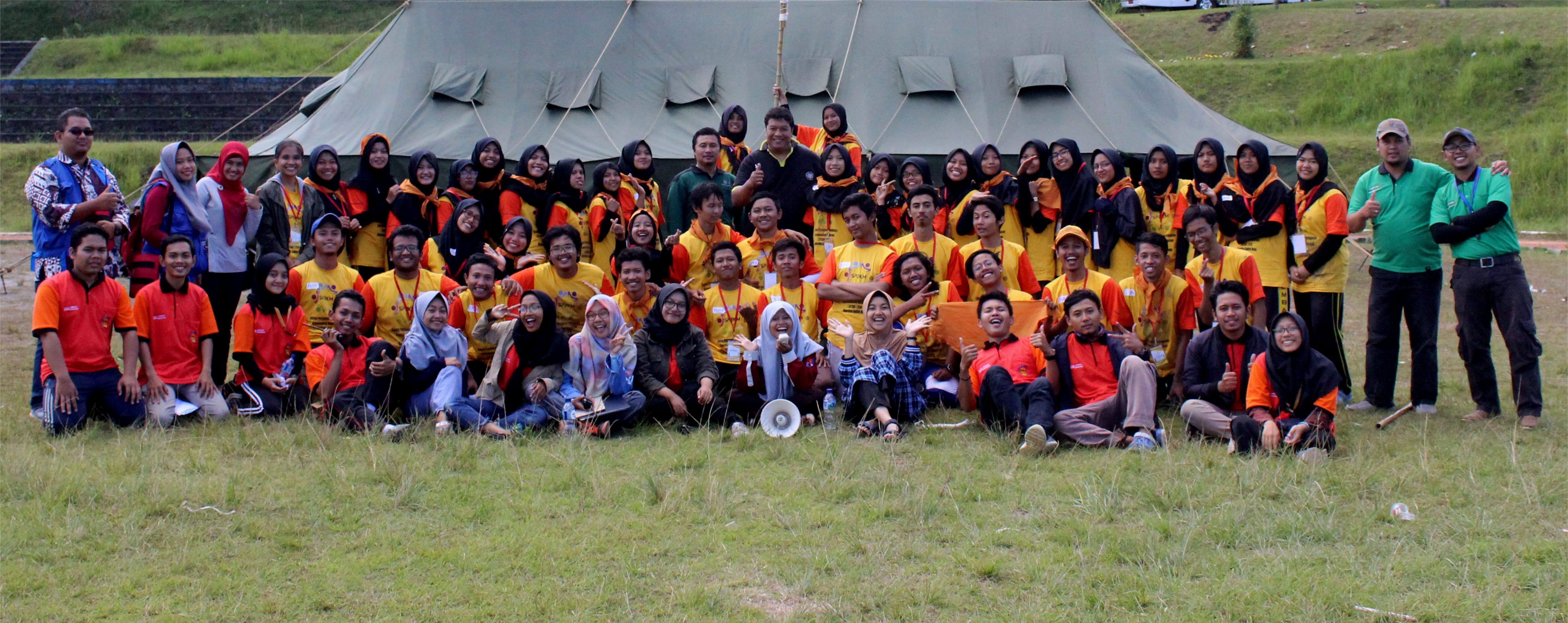 Leadership Attitude & Leadership Camp SP2KM 2018