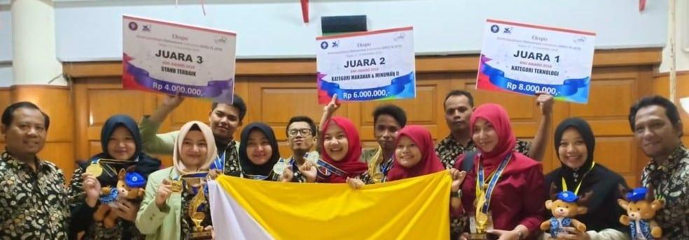 UGM Meraih 3 Medali dalam KMI Award 2018