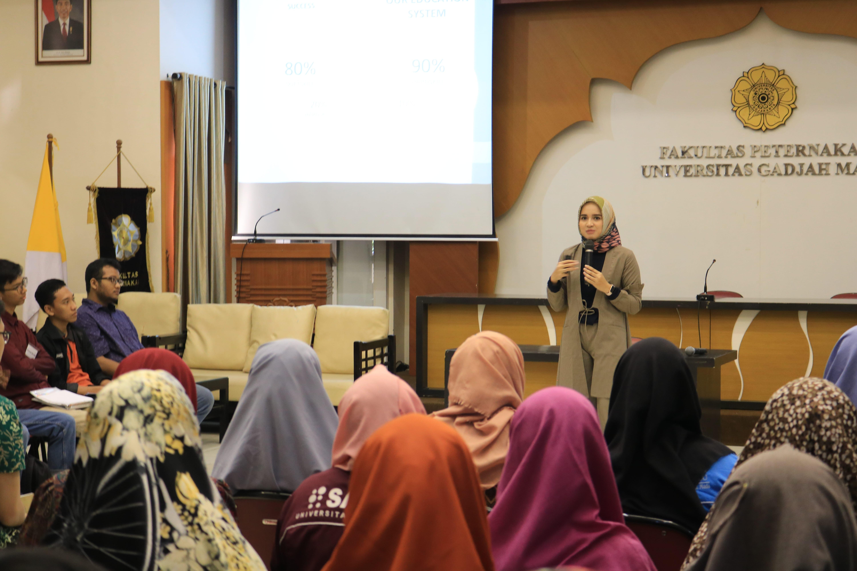 Workshop Public Speaking Sinergi Karakter SP2KM & PMW 2018