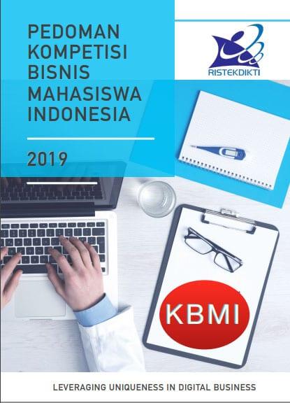 Kompetisi Bisnis Mahasiswa Indonesia (KBMI) 2019